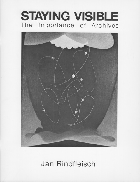 Book cover art is Agnes Pelton, Orbits, 1934